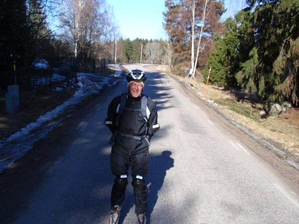 Tur 2009-03-18. Foto: Benny Nilsson.