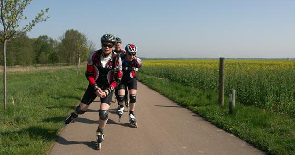 Flaeming-Skate, 2009-04-24. Foto: Ulf Haase.