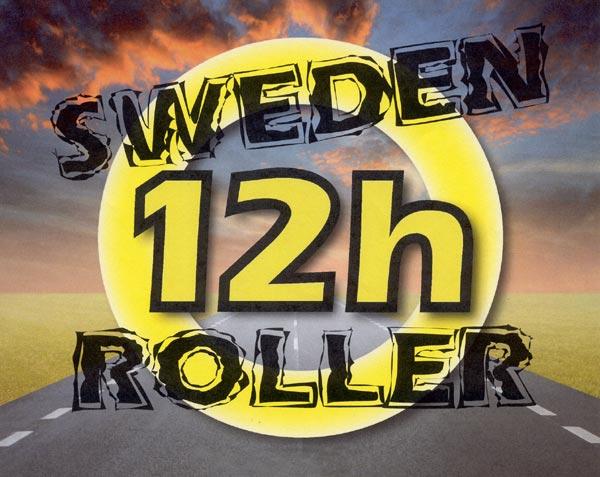 Logo Sweden 12h Roller