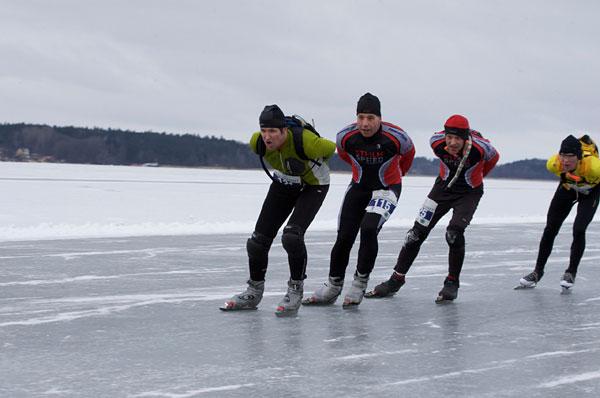 Vikingarännet 2009-02-15. Foto: Peter Brunberg.