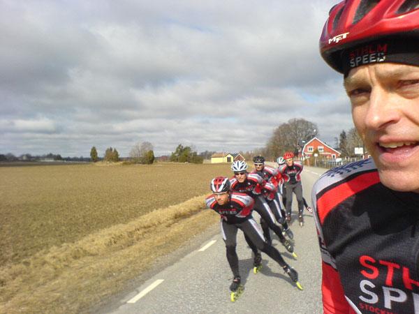 Kungsängen 2010-04-11. Mobilkamerafoto: Ulf Haase.