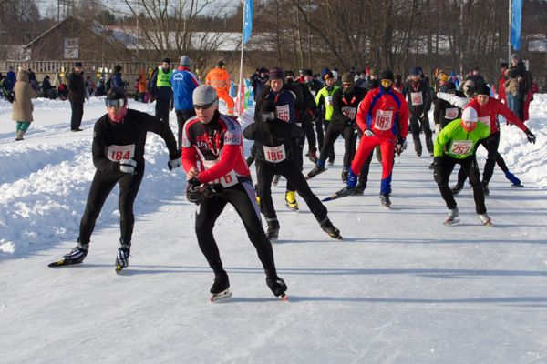 Sollentunaloppet 2011. Foto: Peter Brunberg