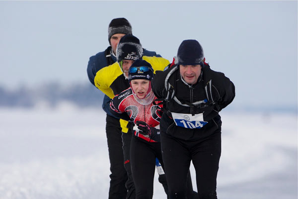 Vikingarännet 2011. Foto Peter Brunberg.