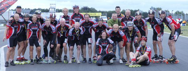 team Falkenberg Foto Jon Jogensjö