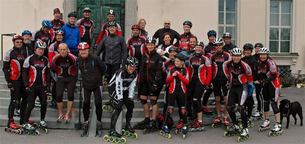 Grupp Sjöhistoriska 2012 05 14. Foto: Niclas Bernhardsson.