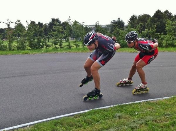 Henric och Daniel Tracken Karlstad. Foto: Mimmi Belaieff.