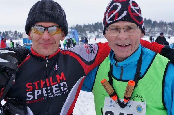 Vikingarännet 2013 Klaus Carlander och Eskil Andersson. Foto: Stefan Lindblad.