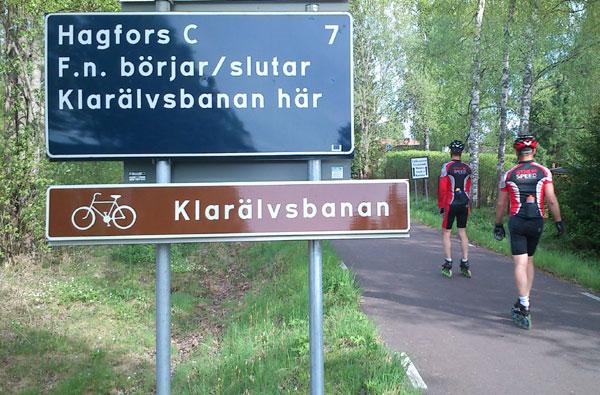 2013-05-25 Klarälvsbanan. Mobilkamerafoto: Ulf Haase.