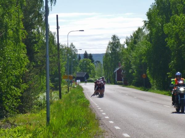 Dalarna Bont Inline Challenge