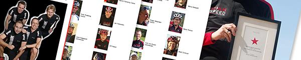 Lite om Stockholm Speedskaters historia, introbild