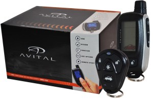 Avital 5303L  2Way LCD Remote StartSecurity System Buy