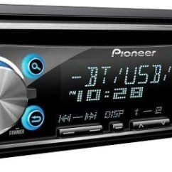 Pioneer Deh Electric Geyser Wiring Diagram X6700bt In Dash Bluetooth Cd Mixtrax Mp3 Usb Receiver