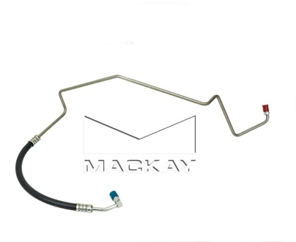POWER STEERING HIGH PRESSURE HOSE XD XE FALCON 6 AND 8 CYL