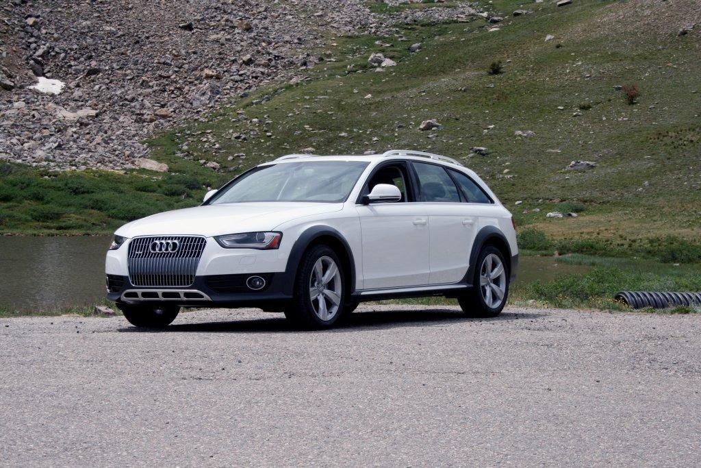 Altitude, Part 2: 2013 Audi A4 allroad quattro - Speed ...