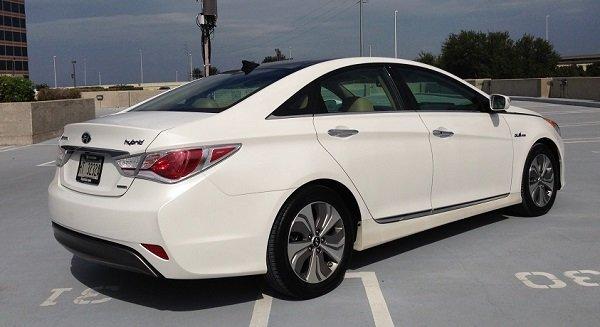 Good 2013 Hyundai Sonata Hybrid Limited