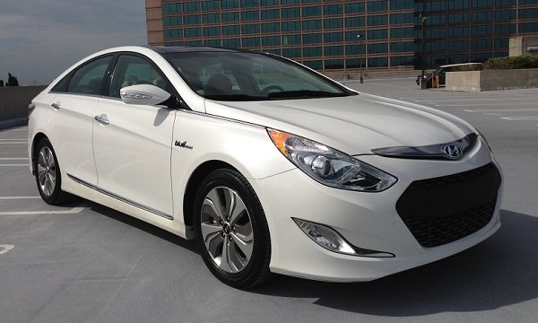 Such Was The Case When I Approached The Sonata Hybrid Pictured U2013 U201chere We  Go Againu201d.
