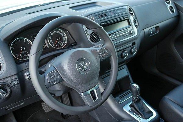 Driven: 2014 VW Tiguan SE - Speed:Sport:Life