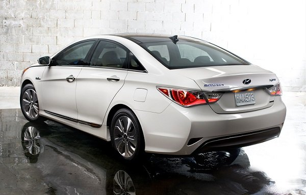 Keys Of The Week 2014 Hyundai Sonata Hybrid Limited Speed