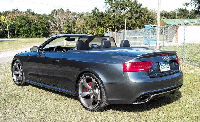 driven 2015 audi rs5 cabriolet speed sport life rh speedsportlife com Audi RS5 Convertible Blue Audi S5 Convertible