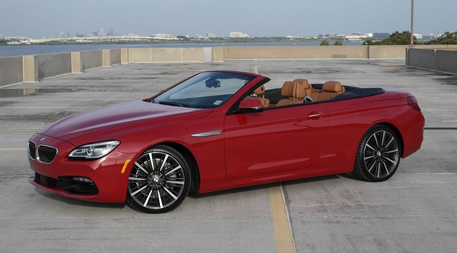 Driven BMW I Convertible SpeedSportLife - 650i convertible bmw