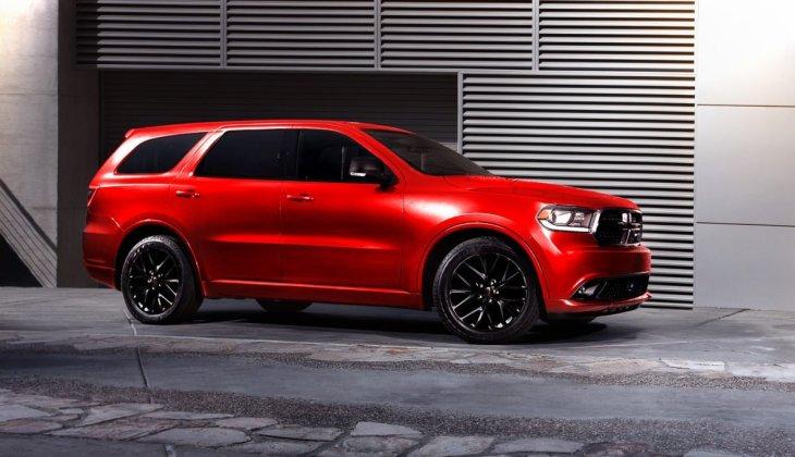 2016 Dodge Durango R/T Blacktop