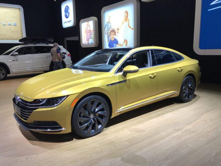 Report Chicago Auto Show SpeedSportLife - Car show chicago 2018
