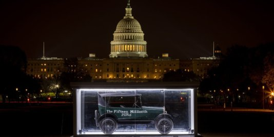 Cars at the Capitol 2018