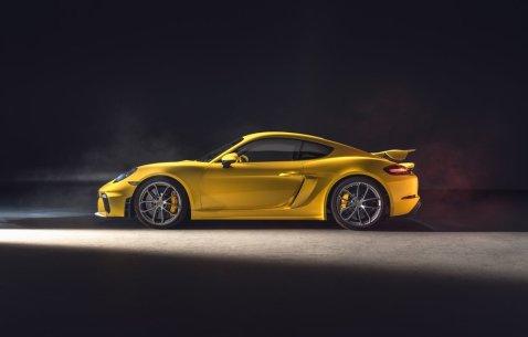 2020 Porsche 718 GT4
