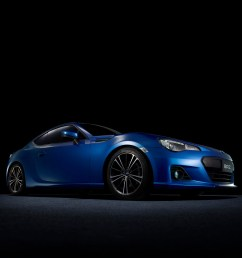 subaru brz is a rear wheel drive sports car featuring the horizontally opposed boxer engine it was developed as a joint project between subaru and toyota  [ 1600 x 1390 Pixel ]