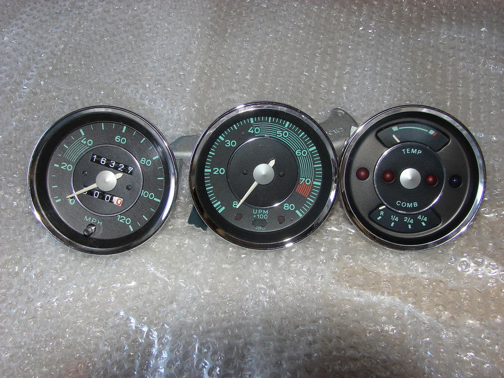 Home Wiring Gauge Guide Brazil Vdo 356 Gauges Speedsterowners Com 356