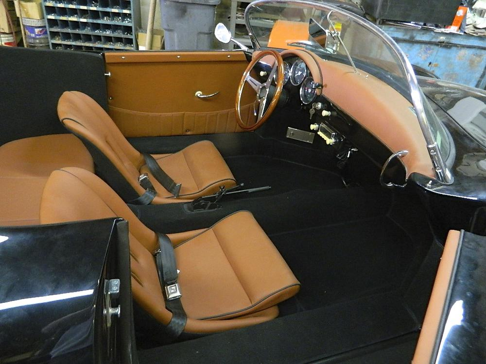 Vintage Speedster Interior Kit Question SpeedsterOwners