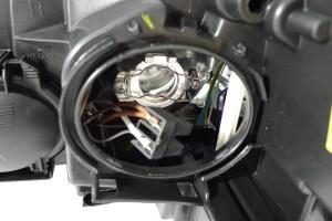 OEM BiXENON Model 0306 MERCEDES W220 S CLASS PROJECTOR HEADLIGHT 3 CONNECTOR | eBay