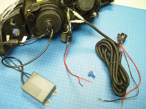 Wiring Diagram Hid Relay Wiring Diagram Honda Civic Radio Wiring