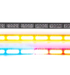 1500571442 striker 6 multicolor 6 head led traffic advisor directional traffic advisor light bars damega light bar wiring diagram  [ 1200 x 800 Pixel ]