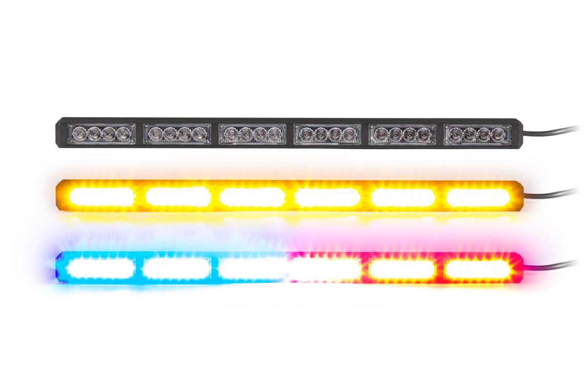 hight resolution of 1500571442 striker 6 multicolor 6 head led traffic advisor directional traffic advisor light bars damega light bar wiring diagram