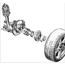 Anelli di centraggio per distanziali Simoni Racing