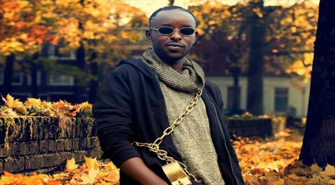 EDDY KENZO PICKS THREE AWARDS AT #UEA17
