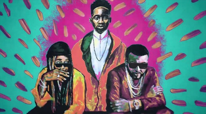 Mr Eazi & Major Lazer – Leg Over (Remix) (feat. French Montana & Ty Dolla Sign)