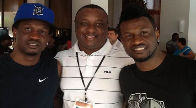 PSQUARE'S LAWYER FESTUS KEYAMO ISSUES A STATEMENT
