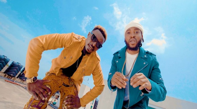 NEW VIDEO: GALLAXY ft KOFI KINAATA – MY PRAYER