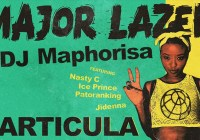 NEW VIDEO: MAJOR LAZER & DJ MAPHORISA FT NASTY C, ICE PRINCE, PATORANKING & JIDENNA – PARTICULA