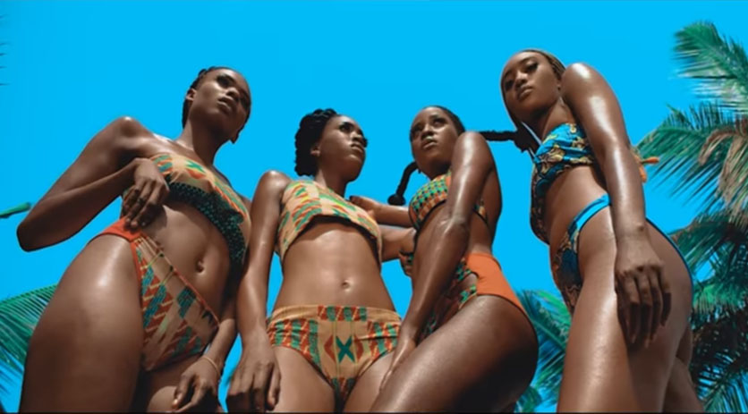 NEW VIDEO: SAUTI SOL FT PATORANKING - MELANIN