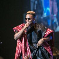 OLAMIDE LUNCH NEW TV STATION TO MARK HIS BIRTHDAY