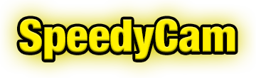SpeedyCam Road Movies Logo