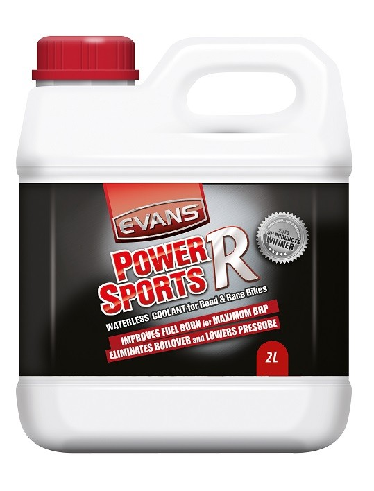 Powersport R Motorcycle Motorbike Waterless Engine Coolant 2 Litre Red