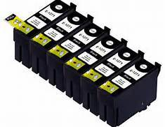 Epson T127120 6-Pack Extra High Yield Black Ink (945 pages) $7.00 each