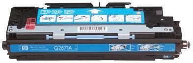 HP LaserJet 3500, 3550 Cyan Toner Q2671A  $68.65