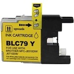 Brother LC79XXL Extra High Yield Yellow Ink $5.75