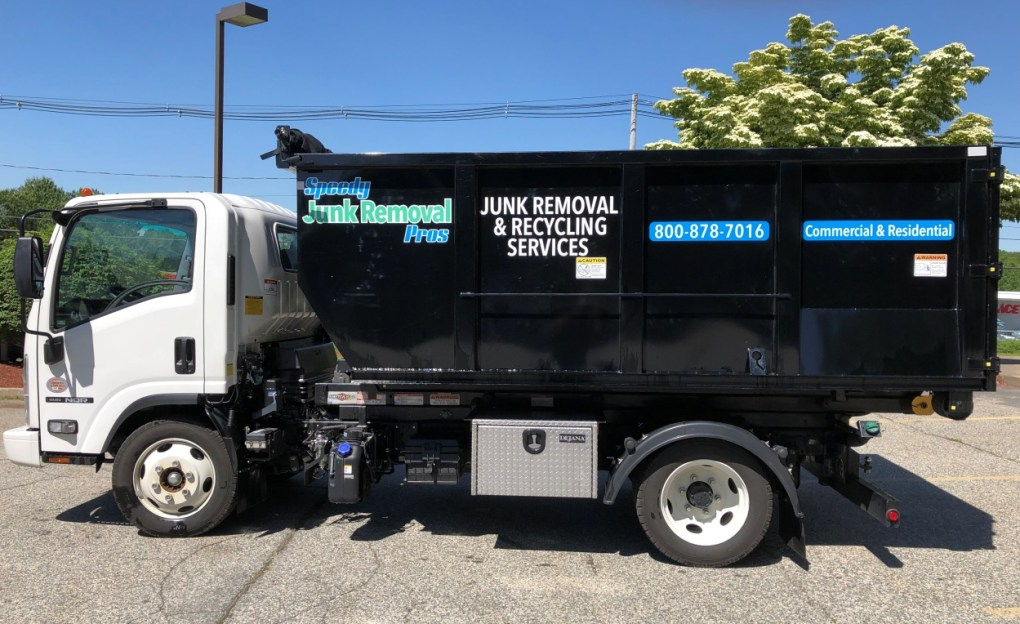Speedy Junk Removal Pros - Boston - North Shore