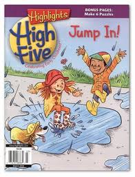 Subscribe to Highlights High Five Magazine at the lowest magazine subscription price anywhere!